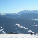 Panorama dal Monte del Pascolo