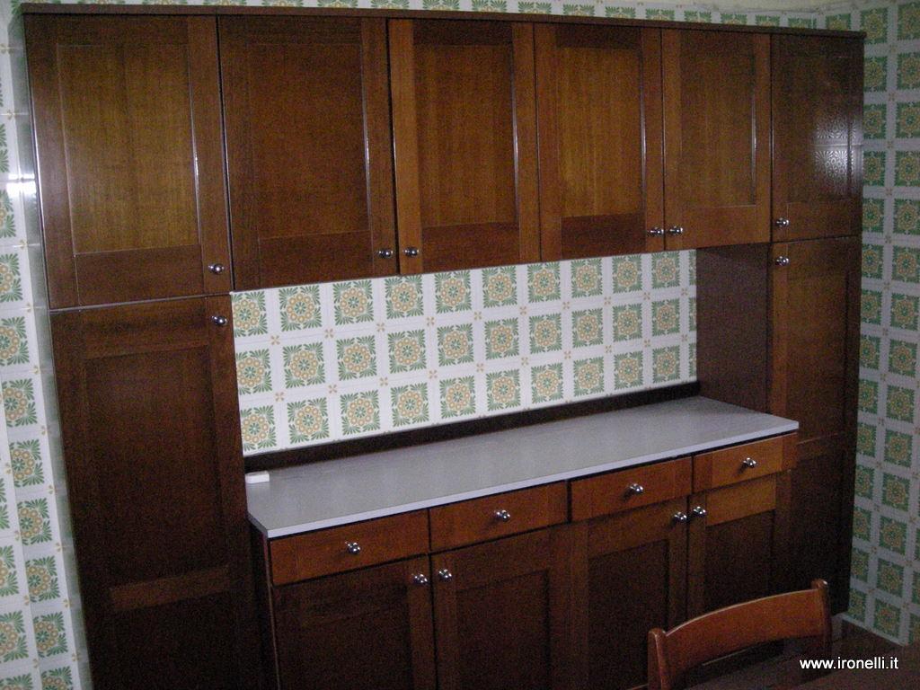 Vendo cucina componibile - Mercatino 2010 - WWW.IRONELLI.IT