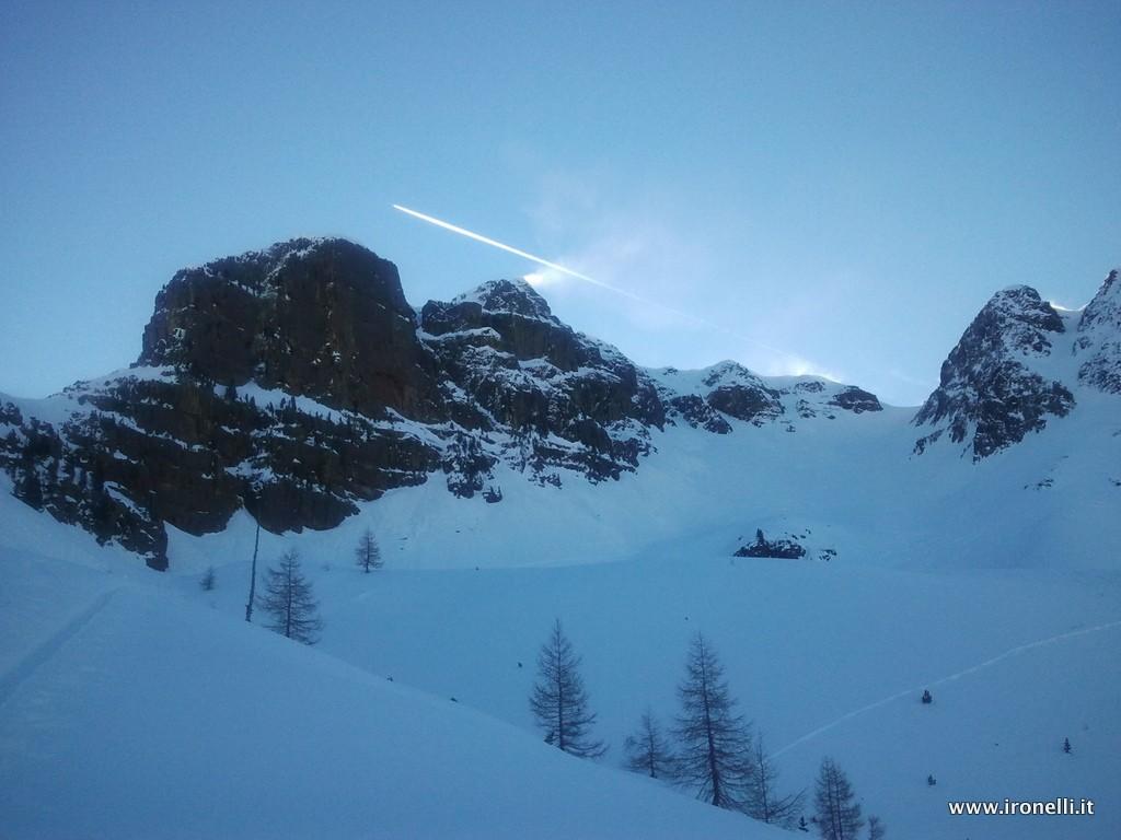 Monte Croce da Brusago