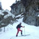 Canale di attacco Val Brenta