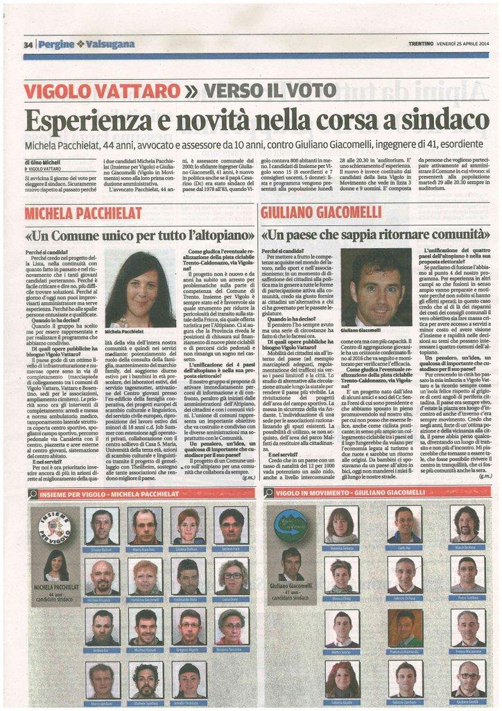 Intervista doppia Trentino del 25 aprile4