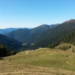 La Val Campelle dal 5 Croci
