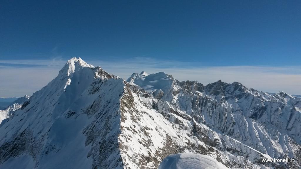 Dalla cima Presanella e Busazza.. che sia l'anno buono?