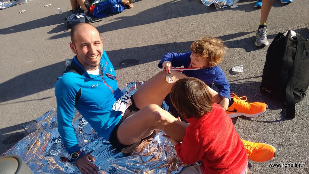 Pisa Marathon: massaggi ristoratori
