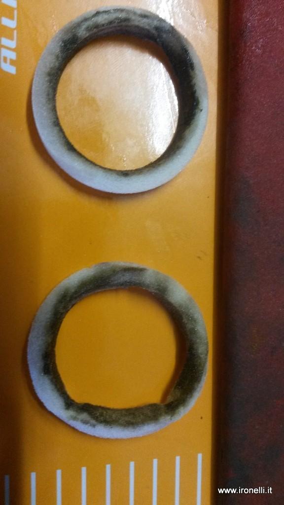 Rock Shox SID anelli schiuma paraoli revisione 2016