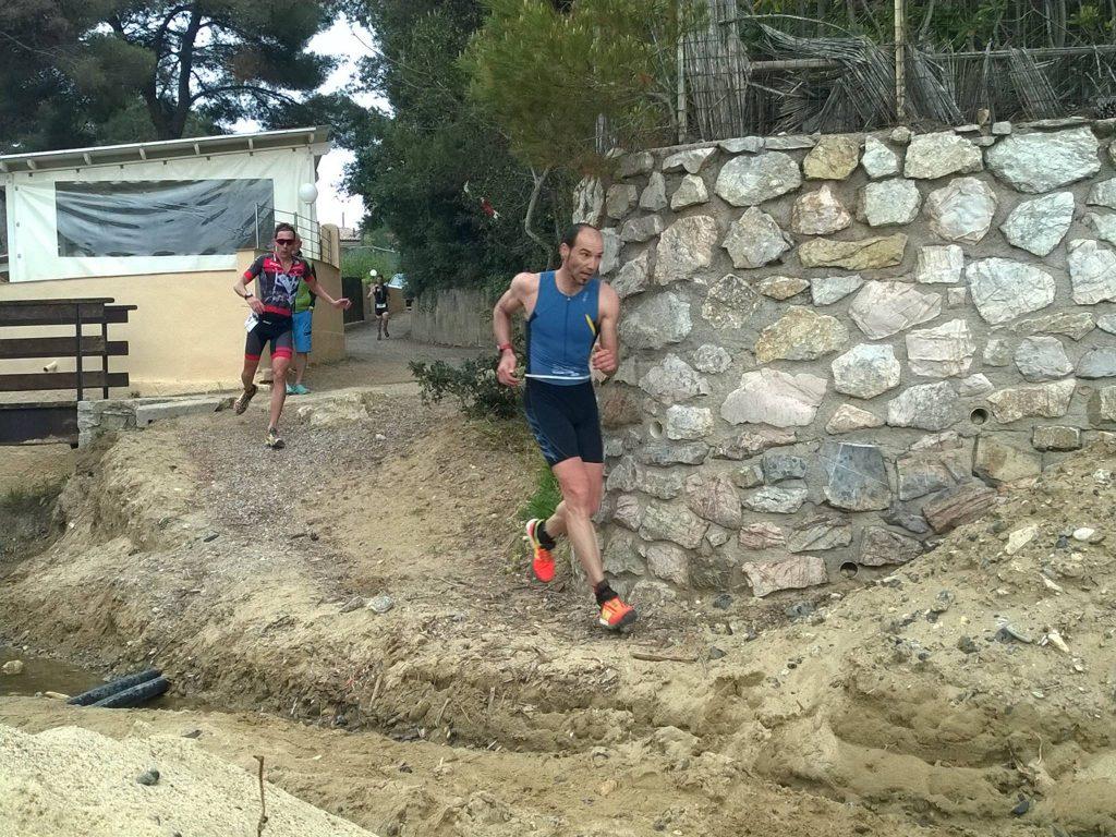 Triathlon Cross sprint Capoliveri: cosa si fa per limare i secondi…