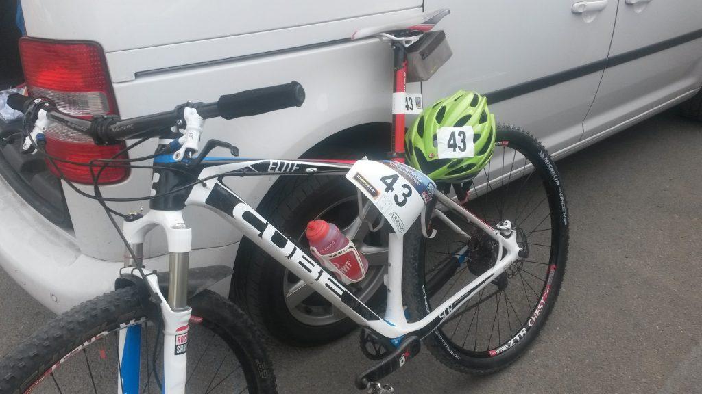 Triathlon Sprint Iron Cross Per fare tre discipline ci vogliono tre numeri