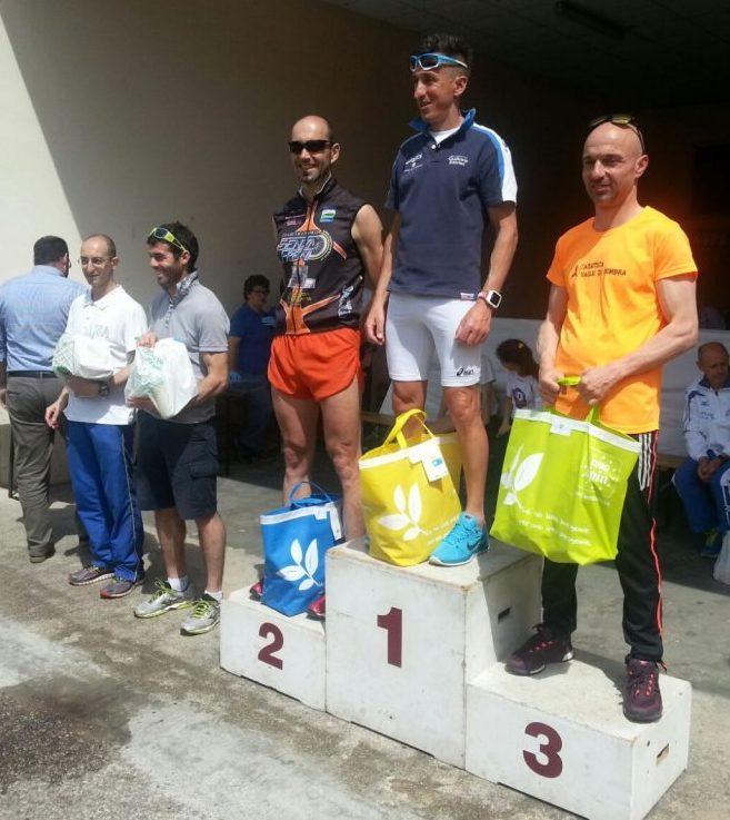 Podio SM40 Trofeo Loppio