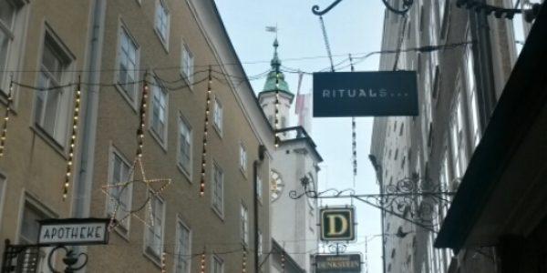 Salisburgo – insegne in centro