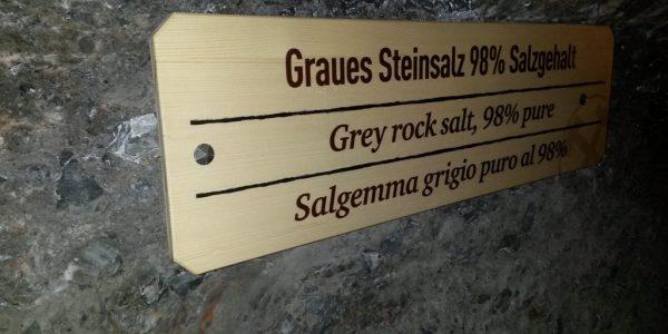 Hallein – SalzWelt – miniere di salgemm