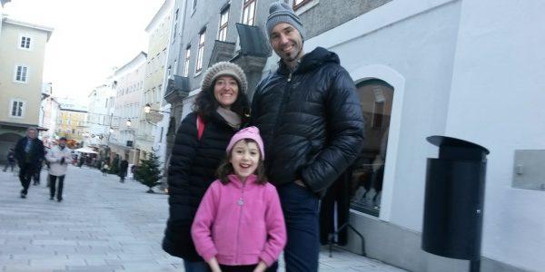 Italiani in vacanza – fatta da Enrico – 4 anni