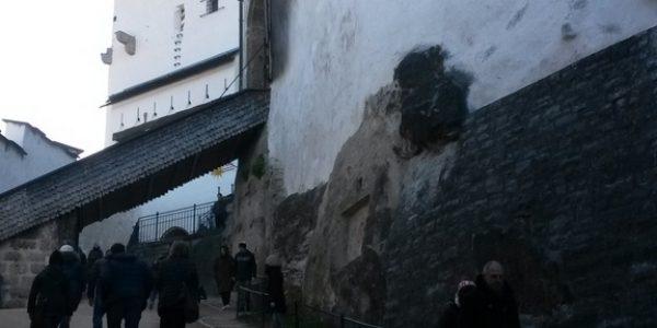 Salzburg- MonchBerg Festung