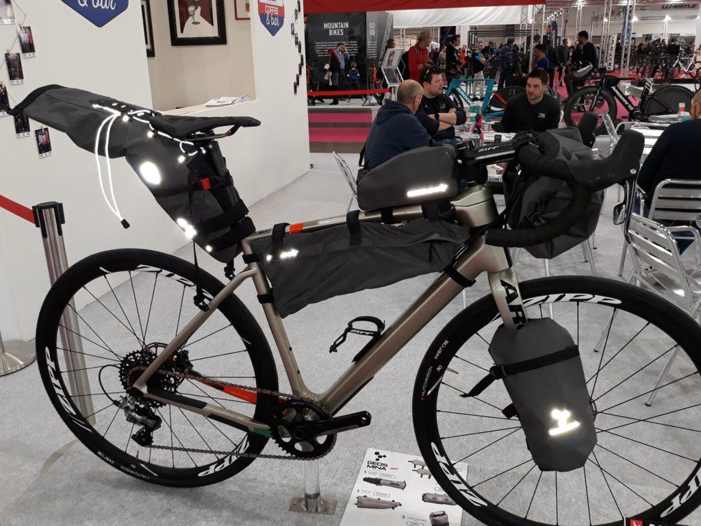 Il bikepacking secondo Argon; per fare i fricchettoni ci vuole comunque un bel portafoglio.....