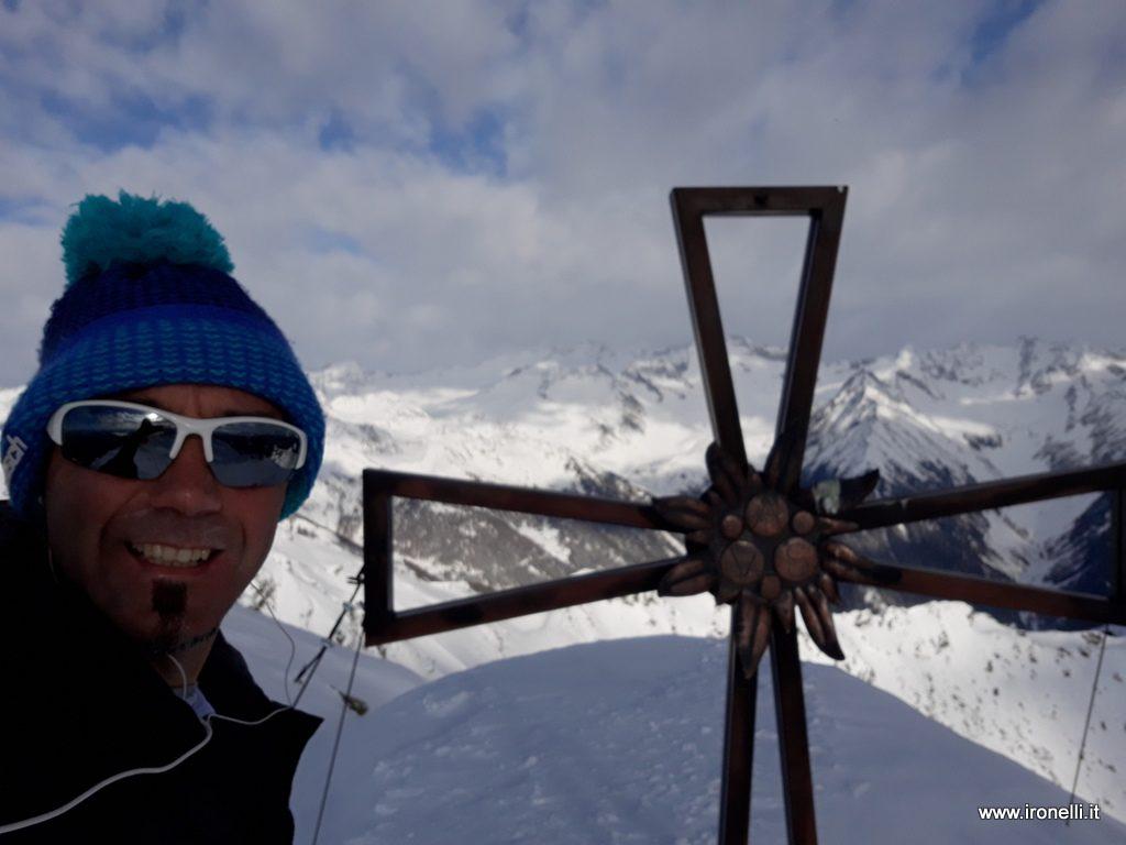 In cima a Speikboden - Monte Spico - 2517 metri