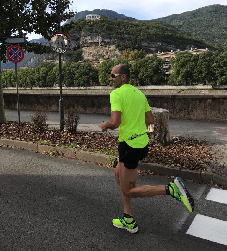 Trento Half Marathon 2019 - passaggio in Lungadige