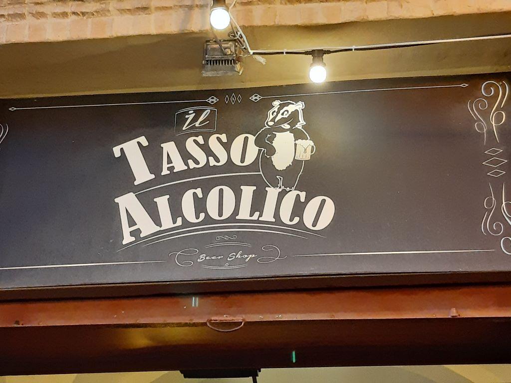 Il tasso alcolico