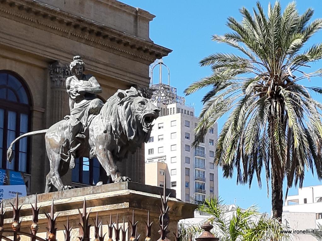 Scorci di Palermo - antico e moderno