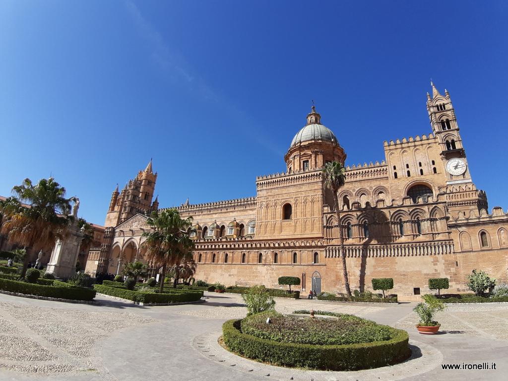 Scorci di Palermo - La Cattedrale