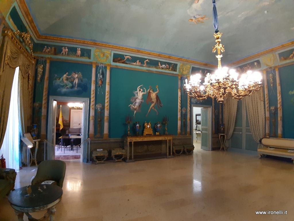 Scorci di Palermo - Il Palazzo dei Normanni