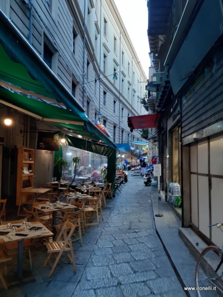 Scorci di Palermo - Il mercato di Vucciria