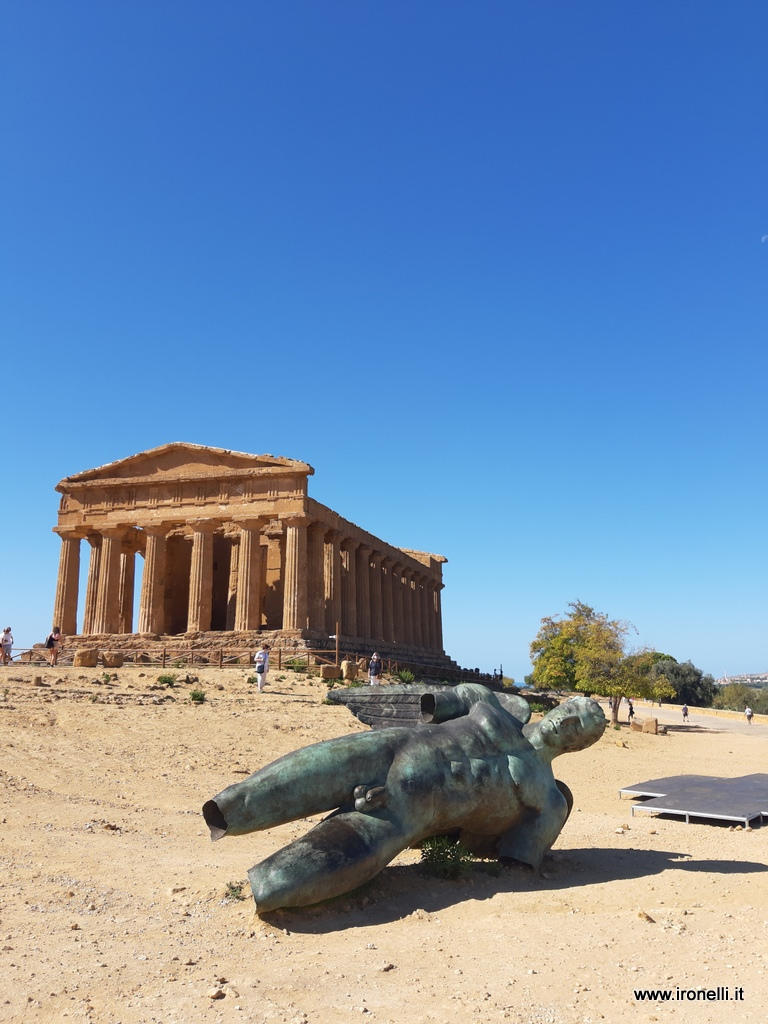 I templi ad Agrigento