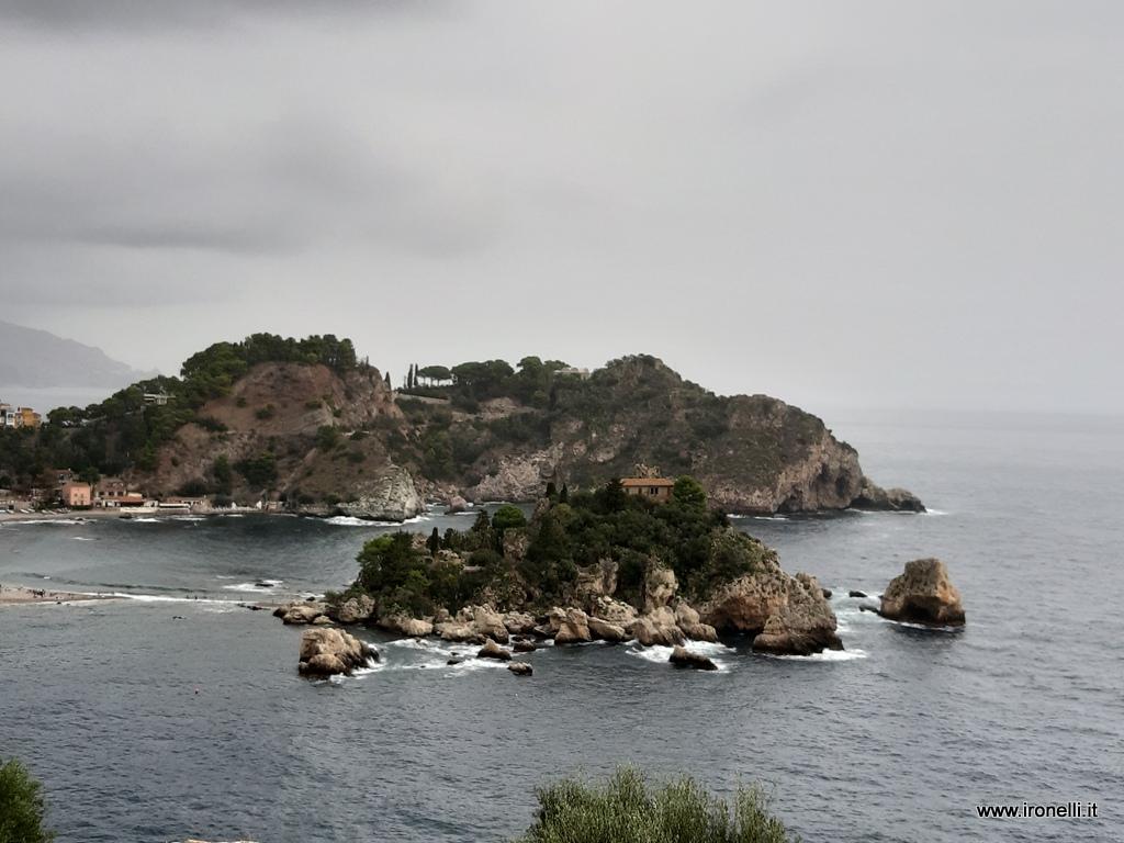 L'isola bella di Taormina