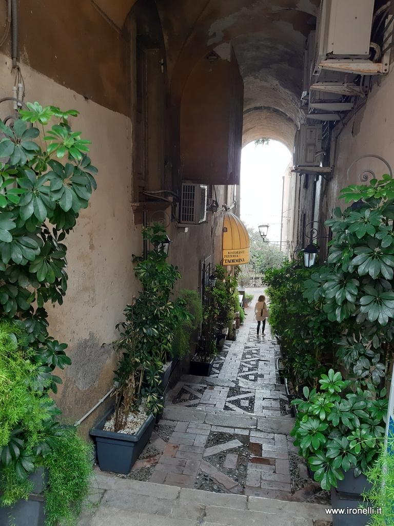 Scorci di Taormina.